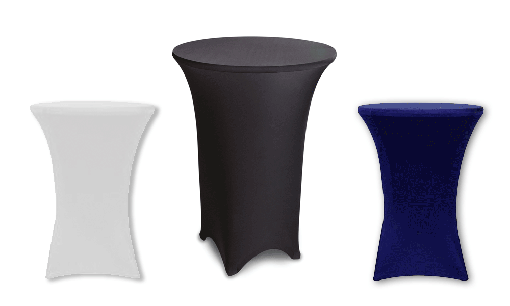 Stretch Table Cover - 3 colours