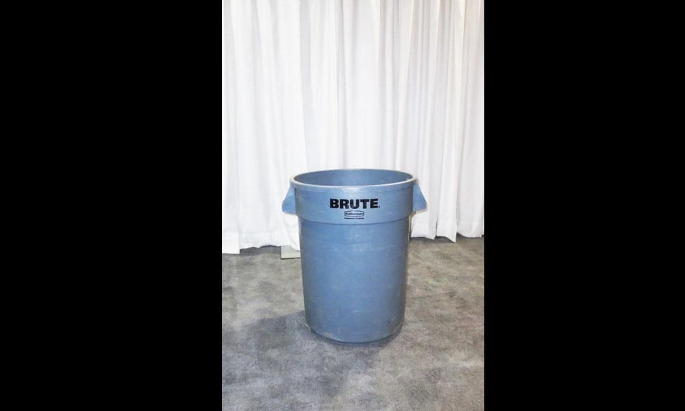 Large Garbage Can