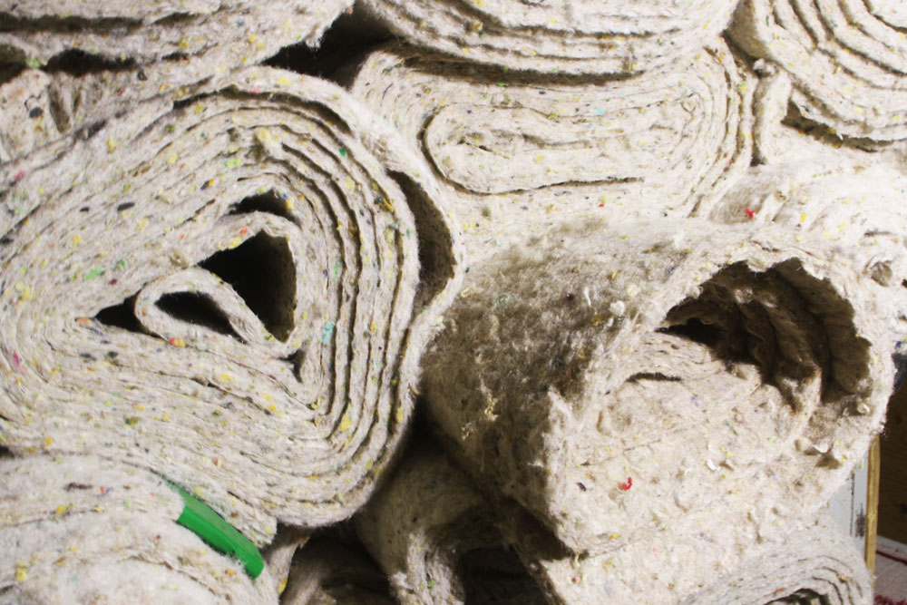 Thick & Plush Carpet Under Padding Available